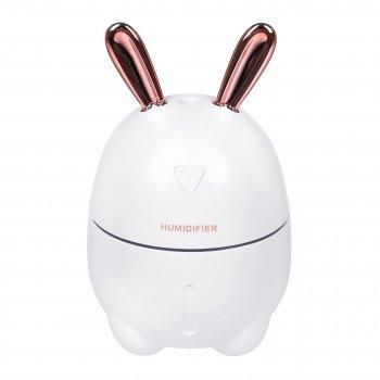 Мини Увлажнитель-ночник Rabbit (белый)