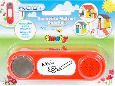 Дверной звонок Smoby Toys ABC для домика (810908) (3032168109087)