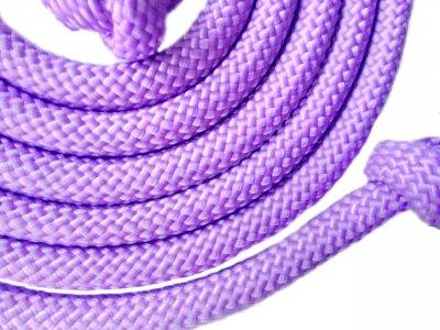 Скакалка для художньої гімнастики 3 м фіолетовий Kolibri T 153