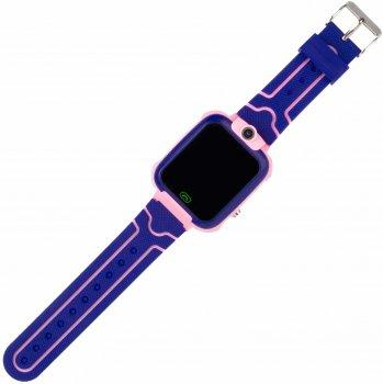 Смарт-годинник Discovery iQ4900 Camera LED Light Pink