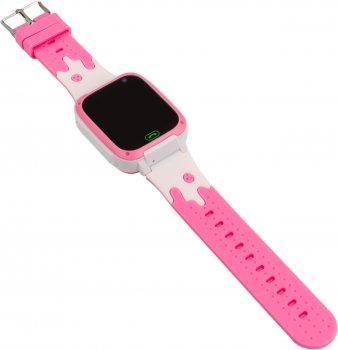 Смарт-часы Atrix iQ2300 IPS Cam Flash Pink