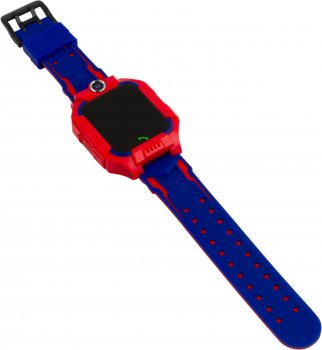 Смарт-часы Atrix iQ2500 IPS Cam Flash Red