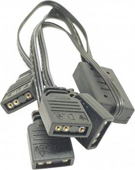 Кабель для RGB подсветки PCCooler CB+1-to-3 Cable-FRGB SET