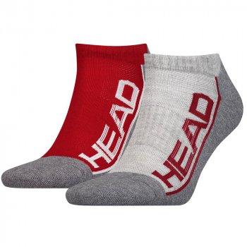 Носки Head Performance Sneaker 2P Unisex 791018001-070 (2 пары) Размер: 39-42