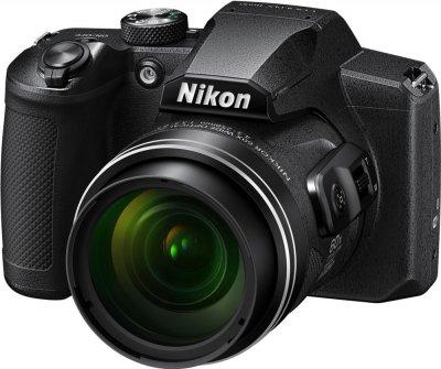 Фотоапарат Nikon Coolpix B600 Black (VQA090EA) Офіційна гарантія!