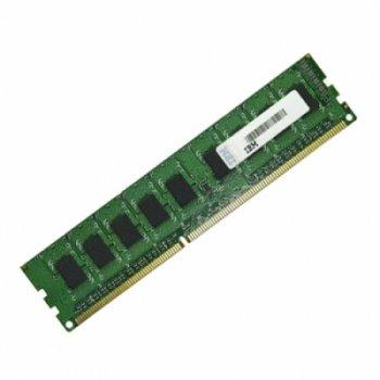 Оперативна пам'ять IBM 16ГБ PC3L-14900 1866МГц Dual Rank ECC DDR3 SDRAM VLP RDIMM Registered (46W0712)