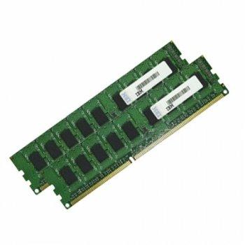 Оперативная память IBM 8ГБ (2x4G) PC2L-5300 667МГц Dual Rank ECC DDR2 SDRAM VLP RDIMM Registered (46C7524)