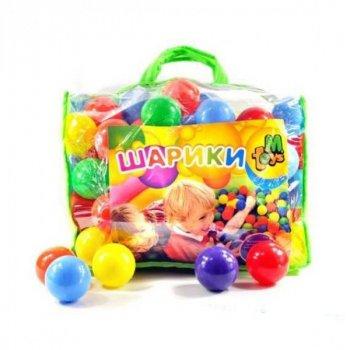 Кульки Для Наметів і Басейнів MToys, 100 шт. + сумка (01160)