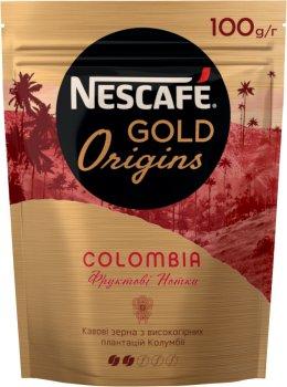 Кофе NESCAFE Gold Origins Colombia растворимый 100 г (7613038803135)