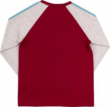 Свитшот Бемби ФБ708 Красный с серым