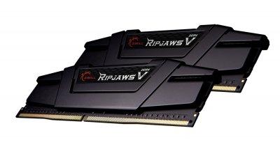 Модуль пам'яті DDR4 2х8GB/4000 G. Skill Ripjaws V Black (F4-4000C18D-16GVK)