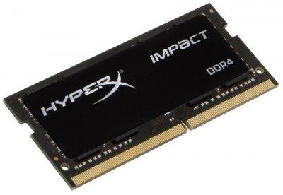Оперативна пам'ять HyperX SODIMM DDR4-2666 32768MB PC4-21300 Impact (HX426S16IB/32)