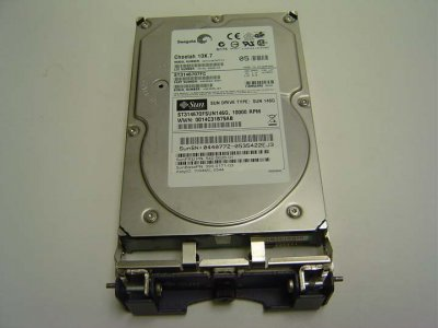 Жорсткий диск Sun Sun Microsystems SATA-Festplatte 400GB/7,2 k/SATA/LFF (540-6364) Refurbished