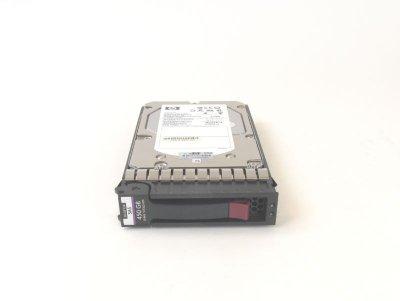 Жорсткий диск HP 450GB 6G SAS 15K LFF Hard drive (583717-001) Refurbished
