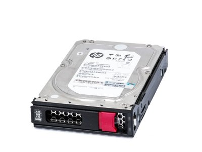 Жорсткий диск HP SAS-Festplatte 600GB/10k/6G SAS SFF (844894-001) Refurbished