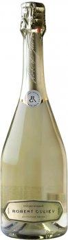 Вино игристе Robert Guliev белое полусладкое 0.75 л 12% (4820004384397)
