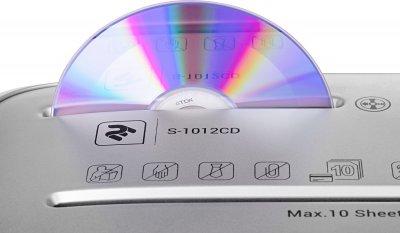 Шредер 2E S-1012CD (684079964519)