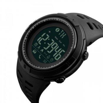 Чоловічий годинник Skmei Clever 1250 Black BOX (1250BOXBK)