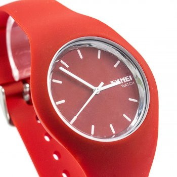 Женские часы Skmei 9068 Red BOX (9068BOXRD)