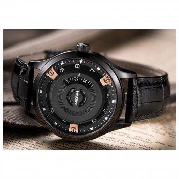 Мужские часы Megir Black MG1067 (ML1067G-BK-1N0)
