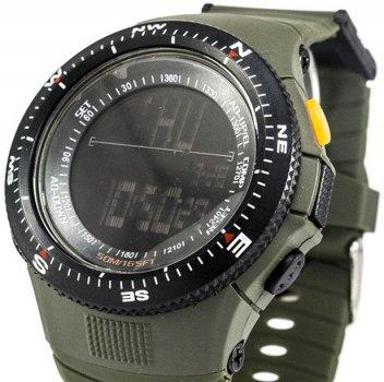 Чоловічий годинник Skmei 0989 Green BOX (0989BOXGR)