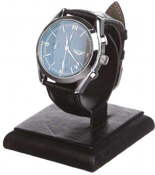Мужские часы Guanqin Silver-Black-Black 19097-1A CL (GS19097-1ASBB)