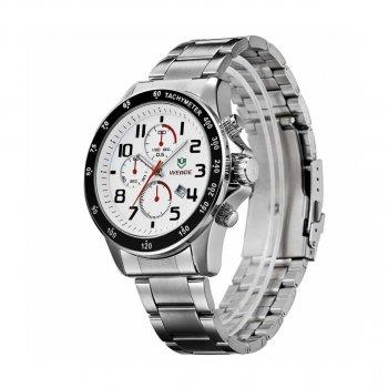Чоловічий годинник Weide White WH3308-2C SS (WH3308-2C)