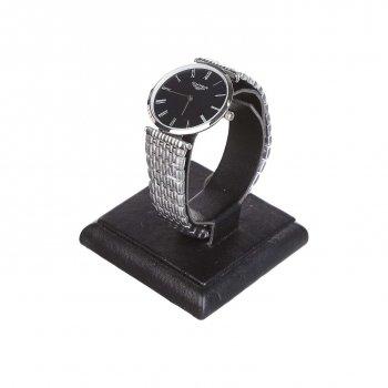 Женские часы Guanqin Silver-Black-Silver GQ90086 CS (GQ90086SBS)
