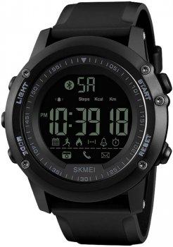 Чоловічий годинник Skmei 1321 Black BOX (1321BOXBK)