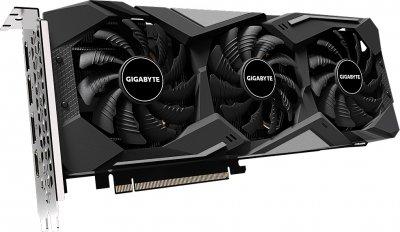Gigabyte PCI-Ex Radeon RX 5500 XT Gaming OC 4GB GDDR6 (128bit) (1717/14000) (HDMI, 3 x DisplayPort) (GV-R55XTGAMING OC-4GD)