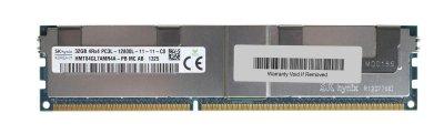 Оперативна пам'ять Fujitsu DDR3-RAM 32GB PC3L-12800L ECC 4R (S26361-F3782-L517) Refurbished