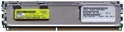 Оперативна пам'ять Sun Sun Microsystems DDR2-RAM 2x1GB PC2-5300F ECC 2R (501-7952) Refurbished