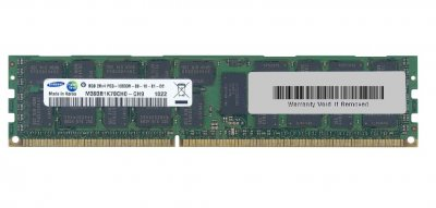 Оперативна пам'ять Fujitsu DDR3-RAM 8GB PC3-10600R ECC 2R (S26361-F3377-L426) Refurbished