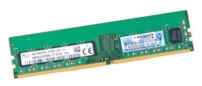 Оперативная память HP DDR4-RAM 4GB PC4-2133P ECC 1R (797257-081) Refurbished