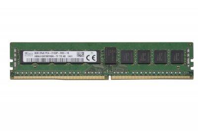 Оперативная память Hynix DDR4-RAM 8GB PC4-2133P ECC RDIMM 2R (HMA41GR7MFR8N-TF) Refurbished