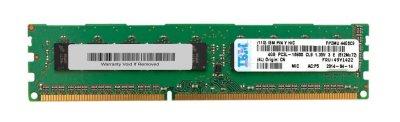 Оперативна пам'ять IBM ELEC_COMP 4GB (2Gb 2Rx8) (49Y1422) Refurbished