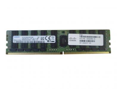 Оперативная память Cisco 32GB DDR4-2133MHz LRDIMM/PC4-17000 (UCS-ML-1X324RU-A) Refurbished