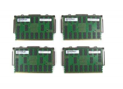 Оперативна пам'ять IBM 0/256GB DDR3 Memory (4X64GB) DIMMS - 1066 MHz (9117-EM44) Refurbished