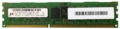 Оперативна пам'ять Fujitsu DDR3-RAM 4GB PC3-10600R ECC 1R (MT18JSF51272PZ-1G4D1) Refurbished