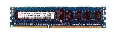 Оперативна пам'ять Fujitsu DDR3-RAM 4GB PC3L-12800R ECC 1R (HMT351R7CFR4A-PB) Refurbished