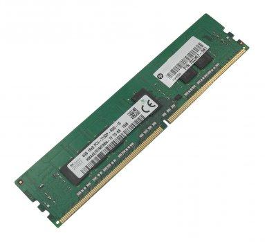 Оперативная память HP DDR4-RAM 4GB PC4-2133P ECC RDIMM 1R (752367-581) Refurbished