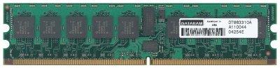 Оперативна пам'ять EMC Dataram 1gb PC3200 (DTM63310A) Refurbished