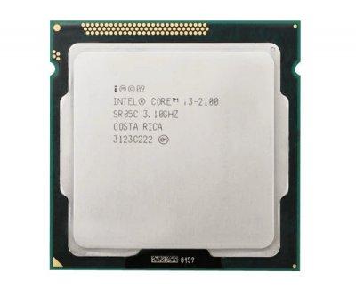 Процесор Intel Core i3-2100 3.1 GHz/3MB s1155 Б/У