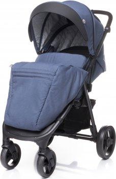 Прогулочная коляска 4Baby Quick Navy blue (4QU05)