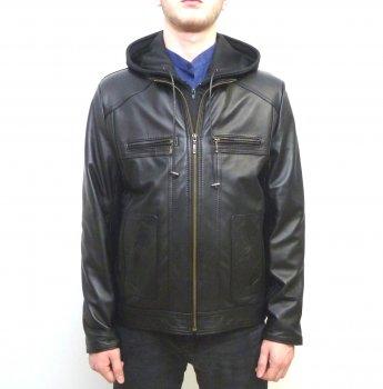 Чоловіча куртка Eleganza з натуральної шкіри. Модель COBRA