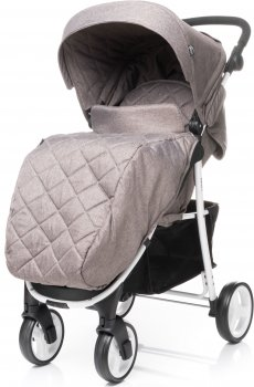 Прогулянкова коляска 4Baby Rapid Brown (4RA01)