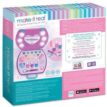 Большой набор косметики для детей Make it Real Салон красоты (MR2508) (695929024635)