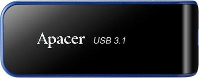 Apacer AH356 16GB USB 3.1 Black (AP16GAH356B-1)