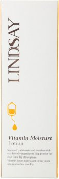 Лосьон для лица LINDSAY Vitamin Moisture Lotion увлажняющий 100 мл (8809504740274)