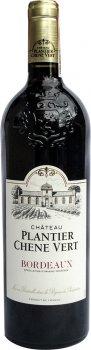 Вино Les Grands Chais de France Chateau Plantier Chene Vert Bordeaux красное сухое 0.75 л 13.5% (3500610130953)